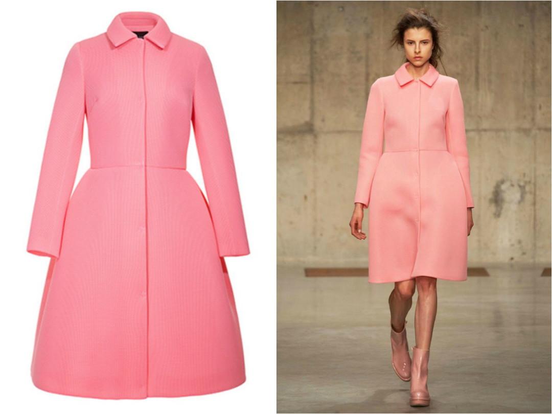 simone-rocha-fall-2013-pink-coat-6