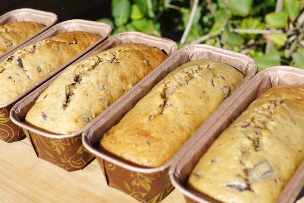 Шоколадно-банановый-пирог-1