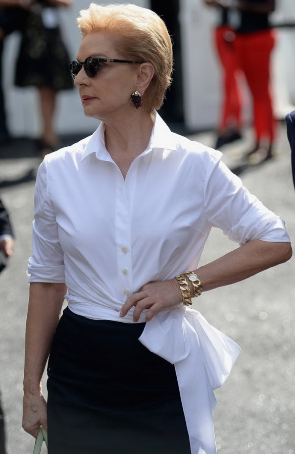 carolina-herrera-signature-white-blouse
