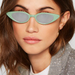Illesteva cat-eye sunglasses