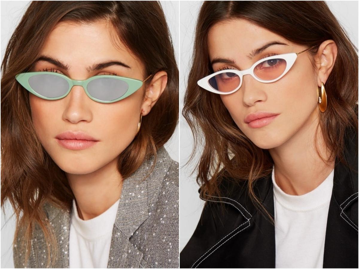 Illesteva cat-eye sunglasses (2)