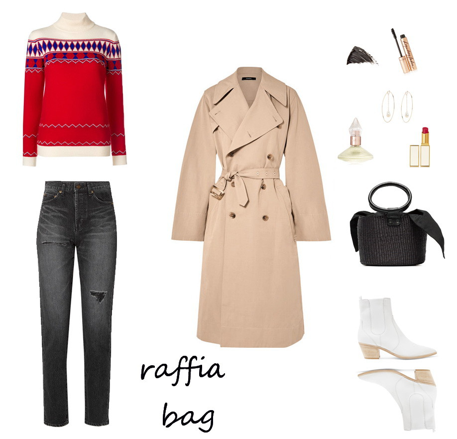 Raffia-bag