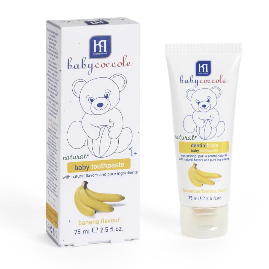 Зубная паста Babycoccole-1