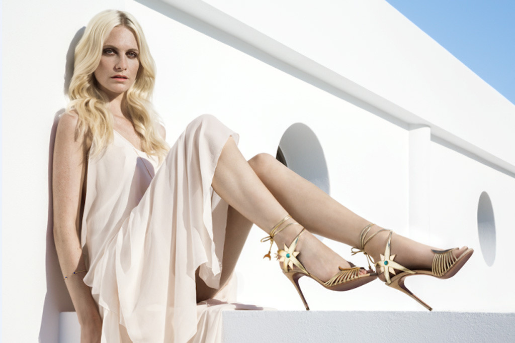 Poppy-Delevingne-Aquazzura-Capsule-collection